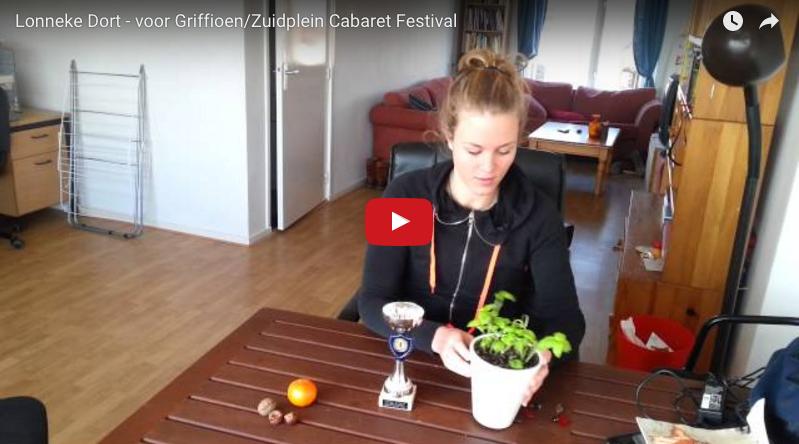 Promo Griffioen/Zuidplein Cabaret Festival